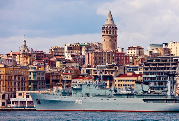 Бабье лето вСтамбуле - Фото №2