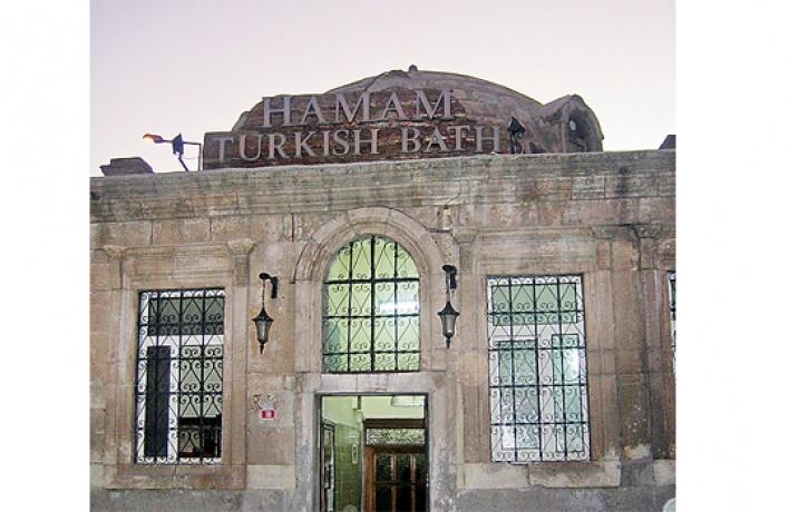 Бани Стамбула: Личный опыт