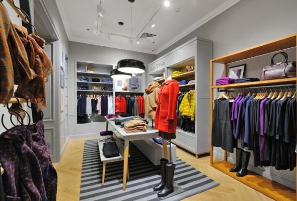 Флагманский магазин Marc O'Polo открылся в«Атриуме» - Фото №2