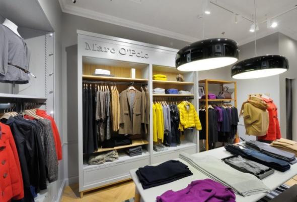 Флагманский магазин Marc O'Polo открылся в«Атриуме» - Фото №3
