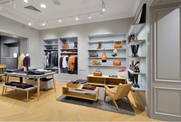 Флагманский магазин Marc O'Polo открылся в«Атриуме» - Фото №5