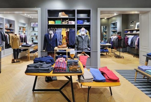 Флагманский магазин Marc O'Polo открылся в«Атриуме» - Фото №1