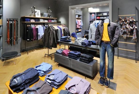 Флагманский магазин Marc O'Polo открылся в«Атриуме» - Фото №4