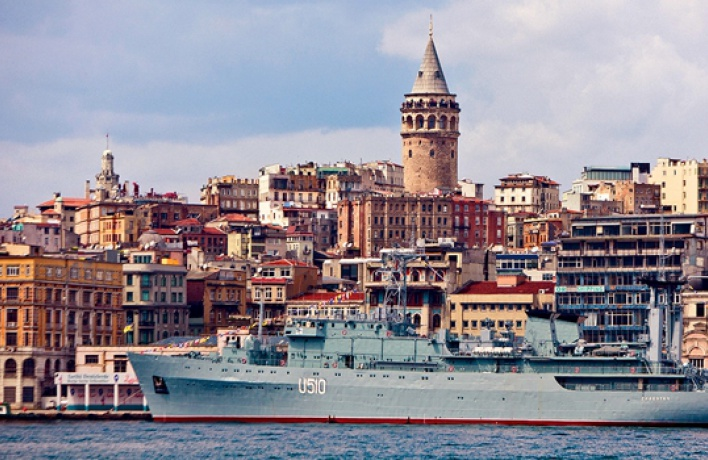 Бабье лето вСтамбуле