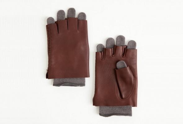 15пар мужских перчаток - Фото №3