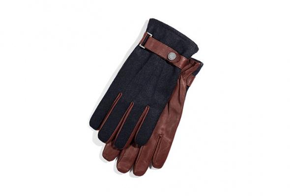 15пар мужских перчаток - Фото №9