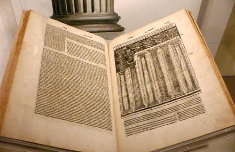 """""""Читаем вместе 10 книг об архитектуре"""": """"Dispositio (расположение, основа)"""""""