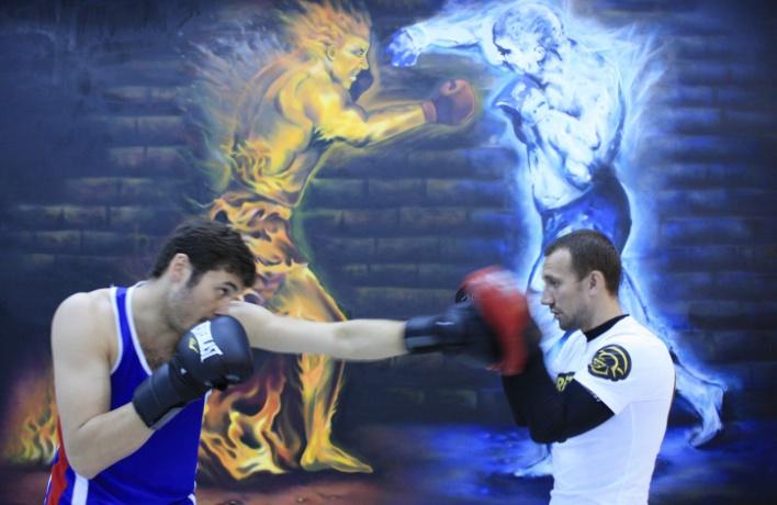 ВМоскве открывается первый бойцовский клуб премиум-класса