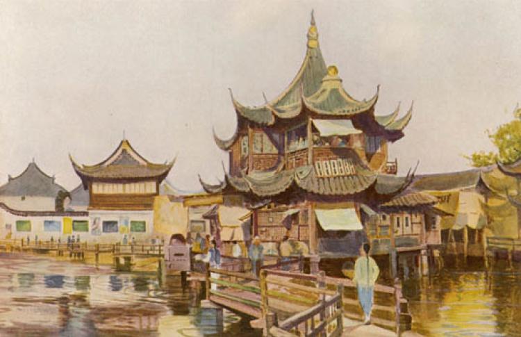 Китай: религия и традиция