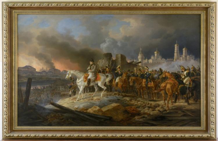 Отечественная война 1812 года и Московский Кремль