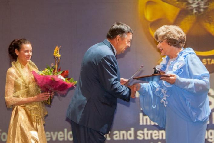 IXцеремония вручения Международной премии «Балтийская звезда»