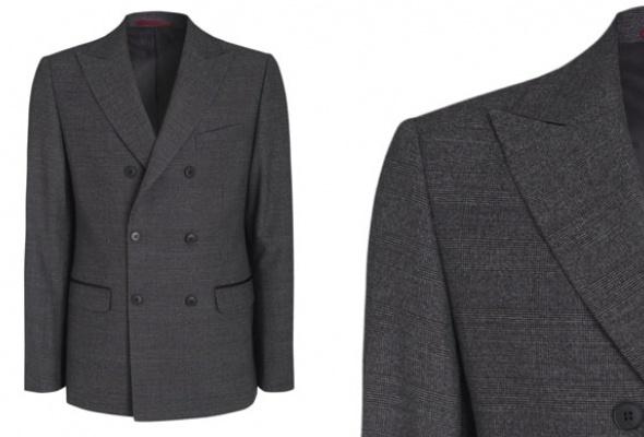 6магазинов смужскими двубортными пиджаками - Фото №3