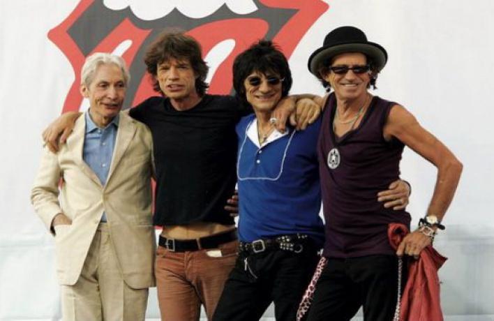 Rolling Stones 11октября представили первую запоследние семь лет новую песню.