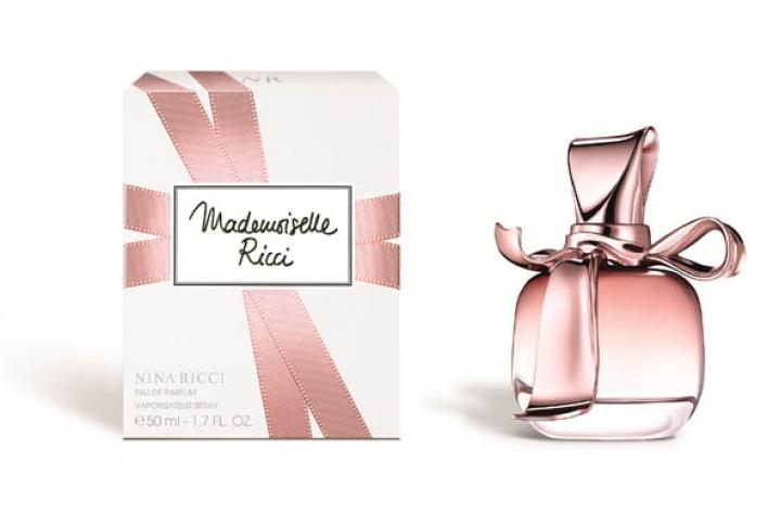 10новых женских ароматов