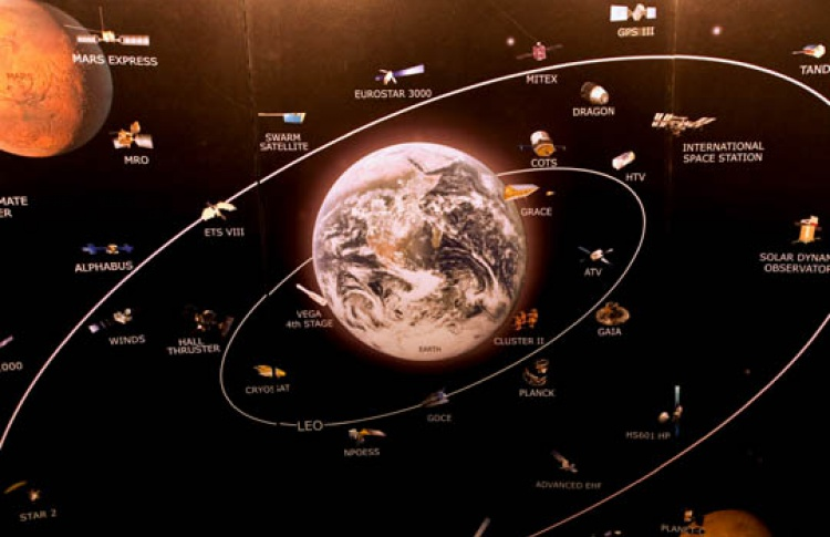 Космос далеко, космос рядом