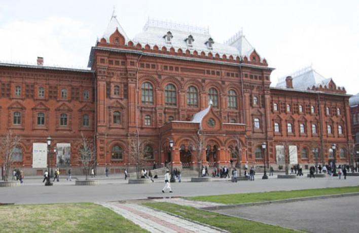 Компания НРстала технологическим партнером Государственного исторического музея