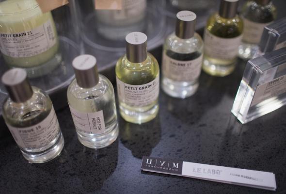 ВЦУМе открылся корнер селективной парфюмерии LeLabo - Фото №0