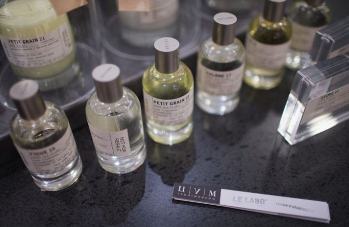 ВЦУМе открылся корнер селективной парфюмерии LeLabo