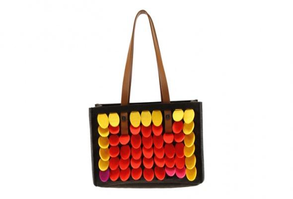 40ярких женских сумок наосень - Фото №15