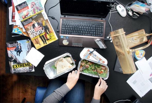 6вариантов плотно поесть, неотходя отрабочего места - Фото №5