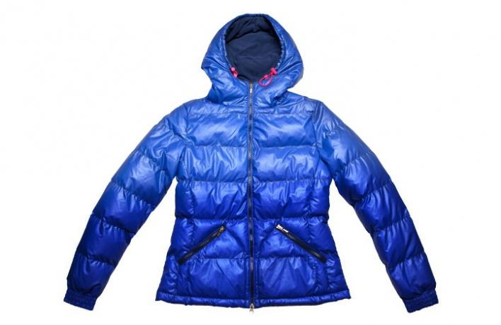 Куртки Westland меняют цвет взависимости отпогоды