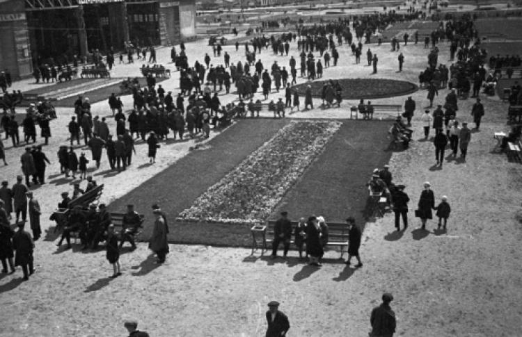 Парк Горького 1920—1930-х годов — исчезнувшая планета