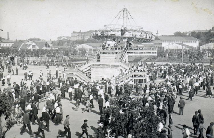 Выставка 1923 года: главные герои
