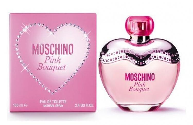 Подарки от Moschino за покупку в «Рив Гош»