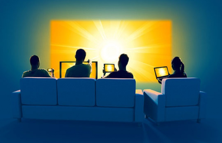 Сервис для любителей смотреть кино