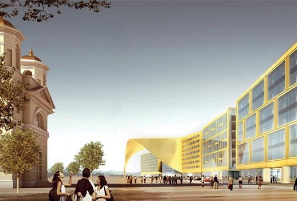 Невская перспектива— что строят вПетербурге прямо сейчас - Фото №7