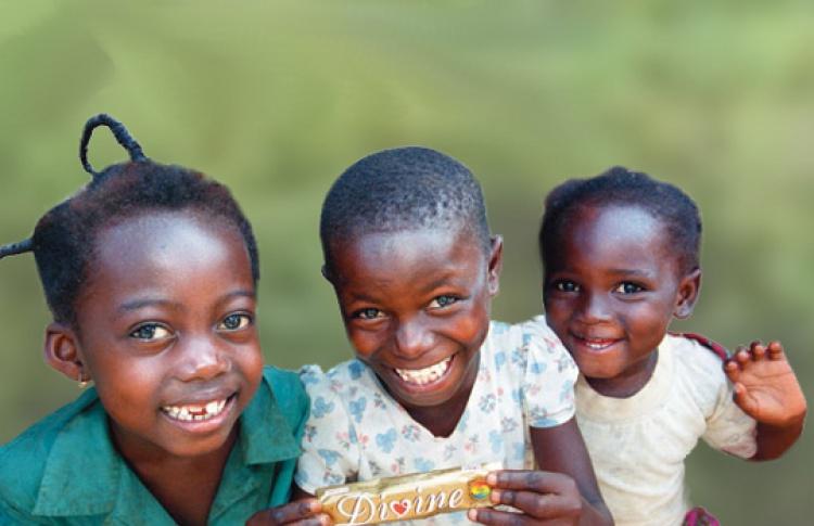 Fair trade, или как шоколадка может победить бедность