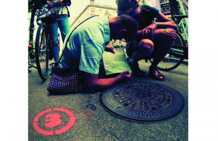 """""""Культ.Город"""": """"Игры с городом: Public & Street Art в пространстве Копенгагена"""""""