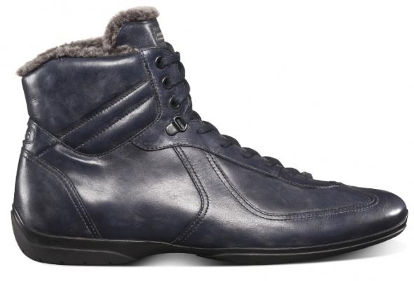 Santoni иMerсedes создали обувь для автолюбителей - Фото №1