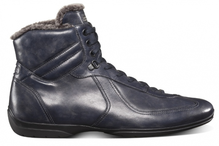 Santoni иMerсedes создали обувь для автолюбителей