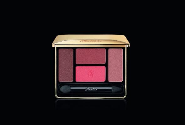 Розовые икрасные помады восенней коллекции макияжа Guerlain - Фото №1