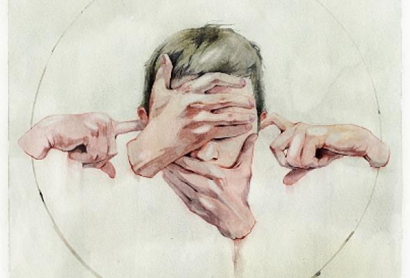 Дима Ребус «Вся фишка в слабоумии» - Фото №1