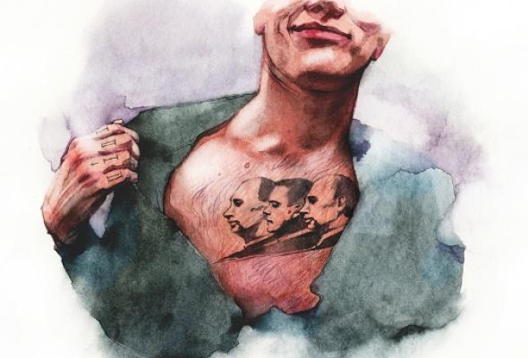 Дима Ребус «Вся фишка в слабоумии» - Фото №2