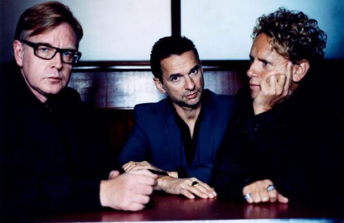 Depeche Mode вПетербурге
