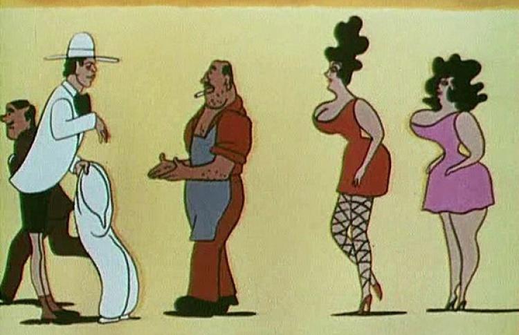 25лучших мультфильмов для взрослых Фото №351023