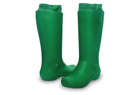 Непромокаемая обувь: 45пар наосень - Фото №1