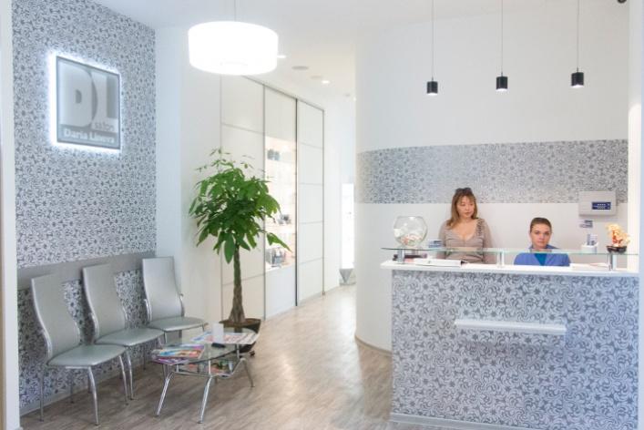 НаЛенинградском проспекте открылся новый салон красоты Дарьи Линевой
