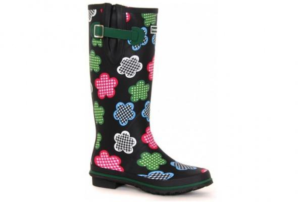 Непромокаемая обувь: 45пар наосень - Фото №7