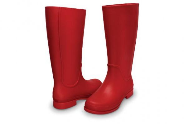 Непромокаемая обувь: 45пар наосень - Фото №13