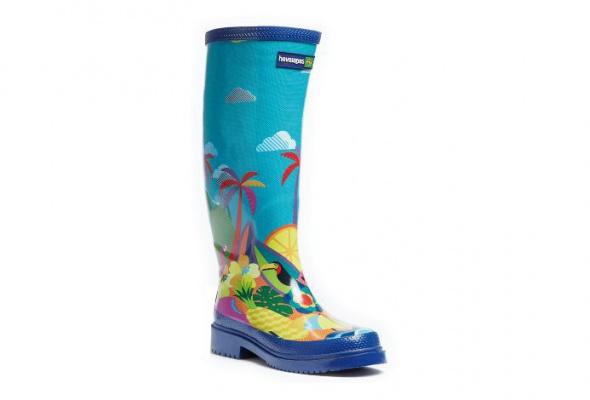 Непромокаемая обувь: 45пар наосень - Фото №14