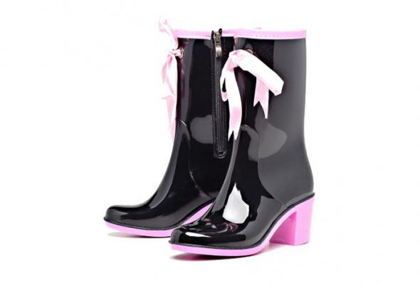 Непромокаемая обувь: 45пар наосень - Фото №24