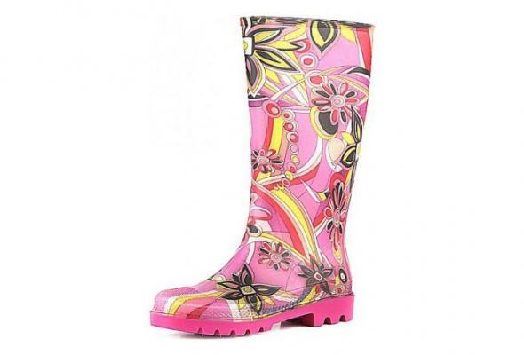 Непромокаемая обувь: 45пар наосень - Фото №25