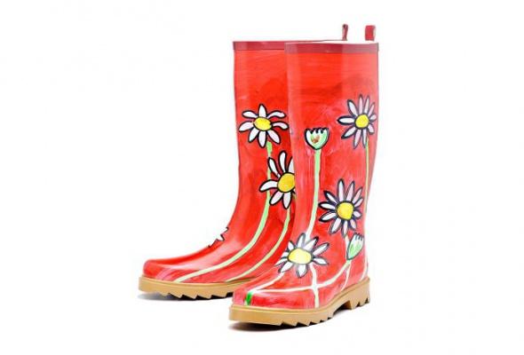 Непромокаемая обувь: 45пар наосень - Фото №26
