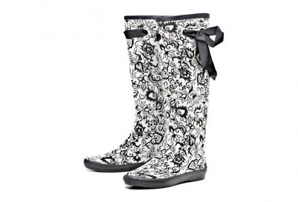 Непромокаемая обувь: 45пар наосень - Фото №29