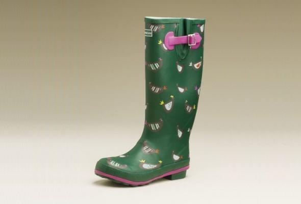 Непромокаемая обувь: 45пар наосень - Фото №41