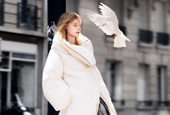 Появился полный лукбук коллекции Maison Martin Margiela для H&M - Фото №0